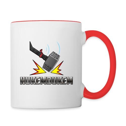 Nukem Hammer - Contrast Coffee Mug