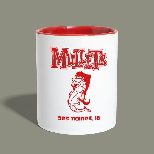 Mullets Color Series - Contrast Coffee Mug
