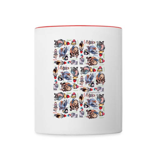 PonyCartoons Thelwell Cartoon - Contrast Coffee Mug