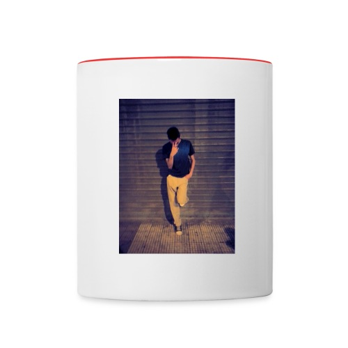 Boy Tumblr - Contrast Coffee Mug