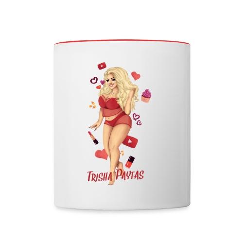 TrishaPaytas T Shirt Design HIGHRES png - Contrast Coffee Mug