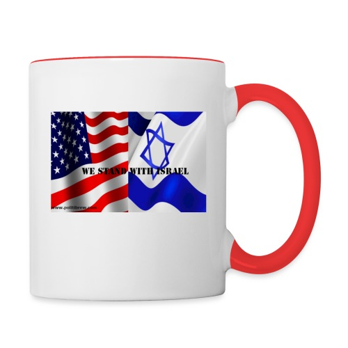 israelus2 png - Contrast Coffee Mug