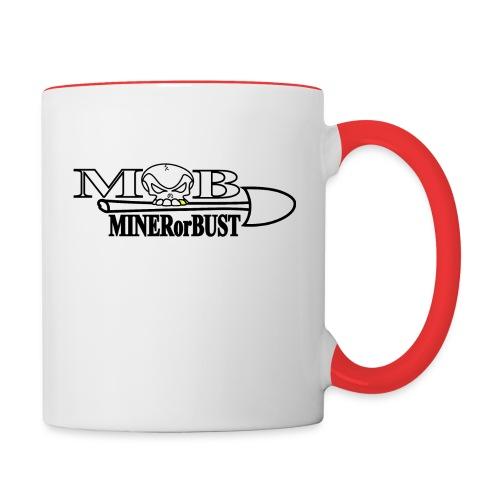 moob1 gif - Contrast Coffee Mug