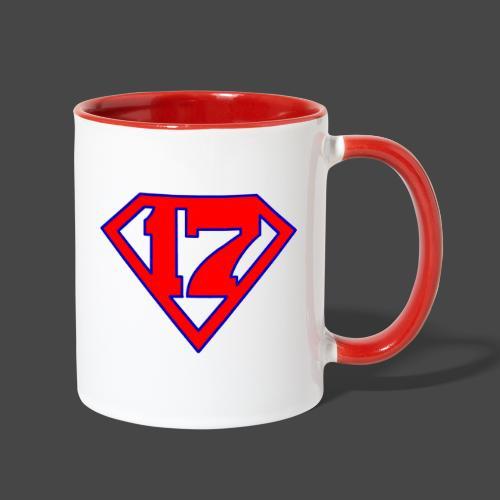 Super 17 - Contrast Coffee Mug