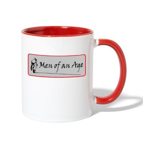 LogoPatch - Contrast Coffee Mug