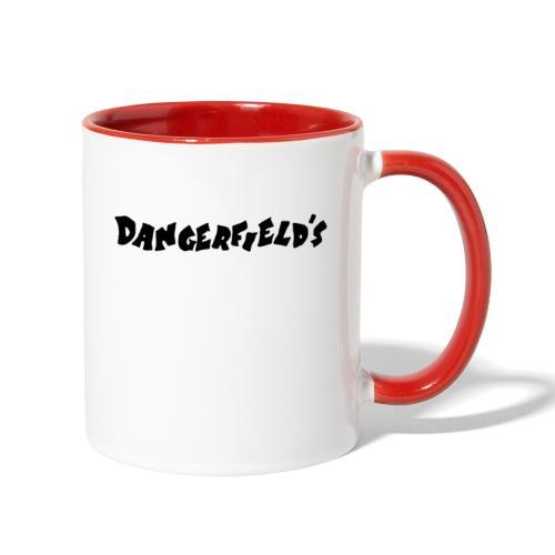 Classic Duo in Black - Contrast Coffee Mug