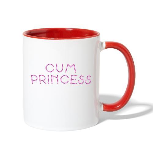 Cum Princess 1 - Contrast Coffee Mug