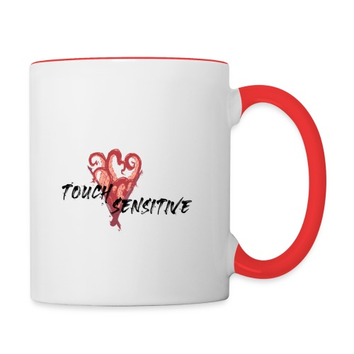 Touch sensitive - Contrast Coffee Mug