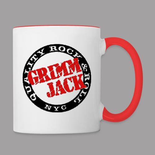 RedBlack Quality - Contrast Coffee Mug