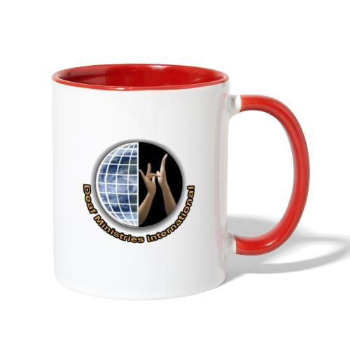 DMI Color Logo - Contrast Coffee Mug