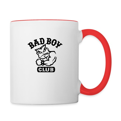 Badboy club - Contrast Coffee Mug