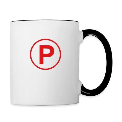 Presto569 Gaming Logo - Contrast Coffee Mug