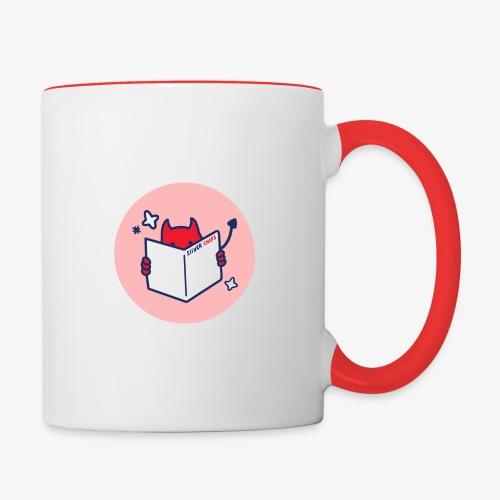 Blazer Reading - Contrast Coffee Mug