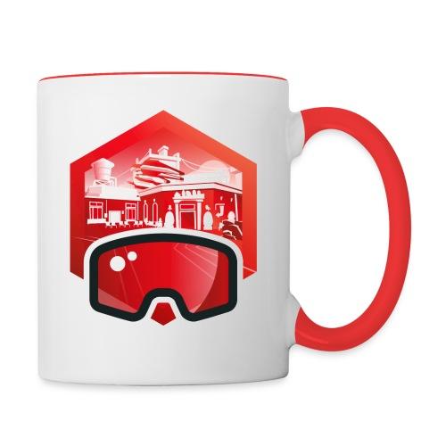 HiveFest V - Contrast Coffee Mug