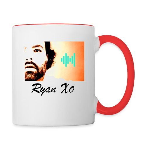 2 - Contrast Coffee Mug