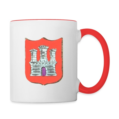Hollow Myths Emblem - Contrast Coffee Mug