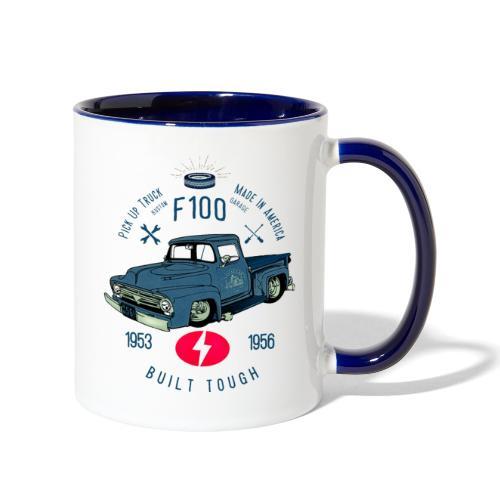 F100 Built Tough - Contrast Coffee Mug