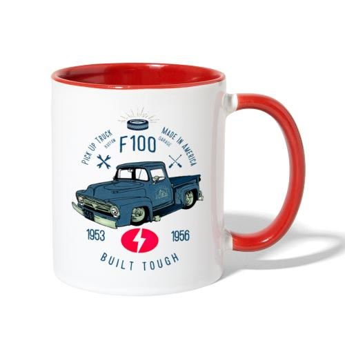 F100 Built Tough - Contrast Coffee Mug