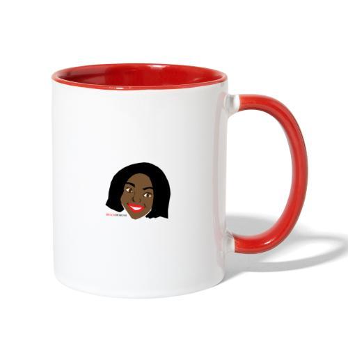 Delux Designs (icon) - Contrast Coffee Mug