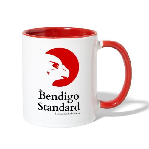 Bendigo Standard Logo - Contrast Coffee Mug