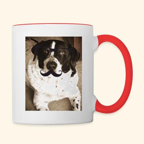 Old Pongo - Contrast Coffee Mug