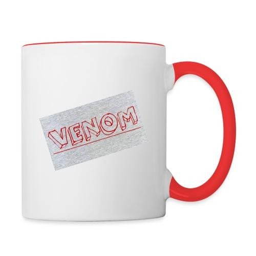Venom - Contrast Coffee Mug