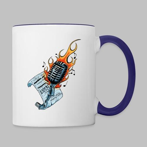 Final Art - Contrast Coffee Mug