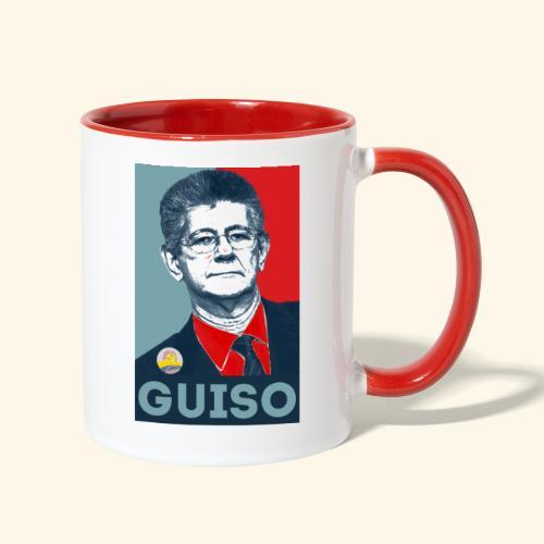 Guiso - Contrast Coffee Mug