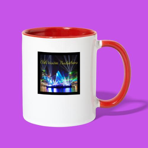 Club Wormie Productions 3 - Contrast Coffee Mug