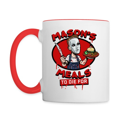 Mason's Meals - Contrast Coffee Mug