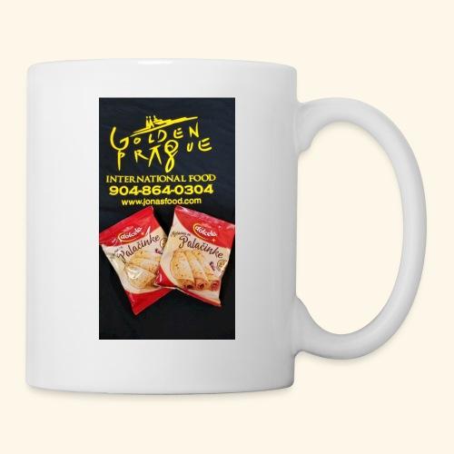 Golden Prague - Coffee/Tea Mug