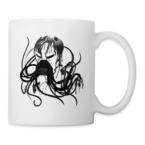 MCPBloodTshirt 1 png - Coffee/Tea Mug