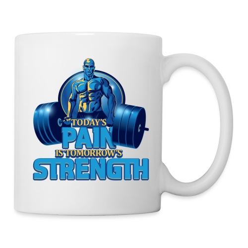 Heavy Lifting Man - Coffee/Tea Mug