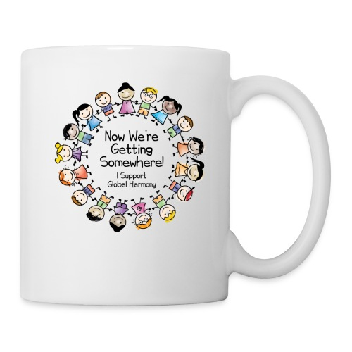 TShirtHarmonyFull by You'll Wear Me Out - Coffee/Tea Mug