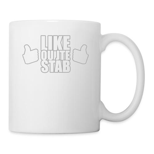Like ou jte stab - Tasse