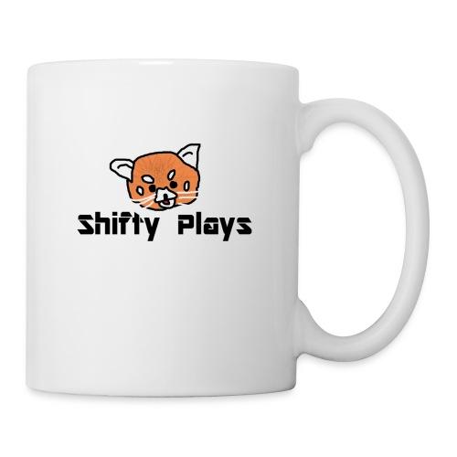 Shifty: Red Panda Tee Male - Coffee/Tea Mug