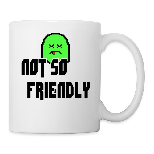 not_so_friendly_logo - Coffee/Tea Mug