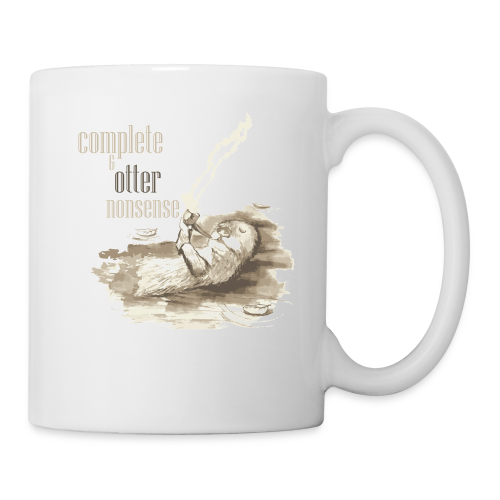 complete and otter nonsense - Coffee/Tea Mug