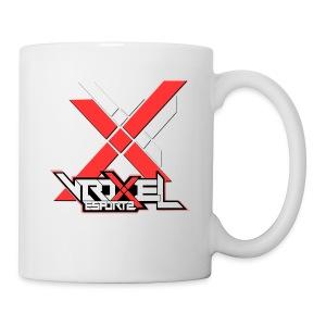 VXL Red Collection - Coffee/Tea Mug