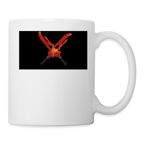 Hipixel Warlords Cross-Swords - Coffee/Tea Mug