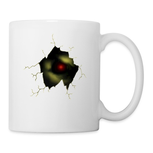 Broken Egg Dragon Eye - Coffee/Tea Mug