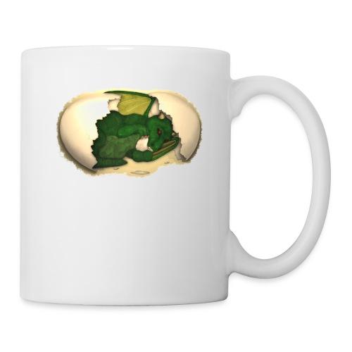 The Emerald Dragon of Nital - Coffee/Tea Mug