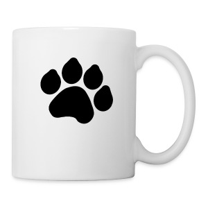 Black Paw Stuff - Coffee/Tea Mug