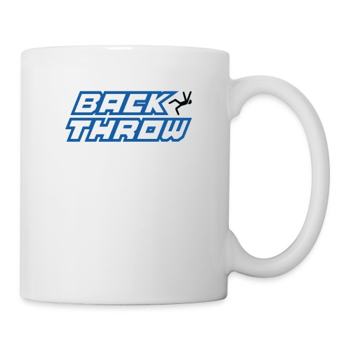 Back Throw Logo - Coffee/Tea Mug