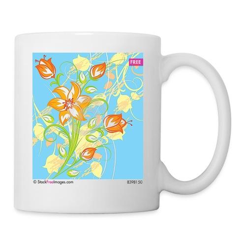 flowers67 - Coffee/Tea Mug