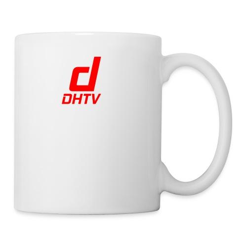 DHTV_Logo_New - Coffee/Tea Mug
