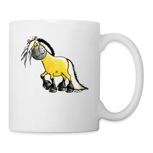 fjord_horse - Coffee/Tea Mug