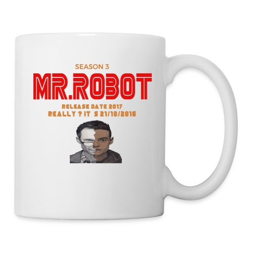 Mr ROBOT - Coffee/Tea Mug