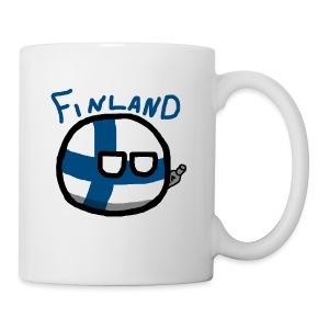 Finlandball - Coffee/Tea Mug