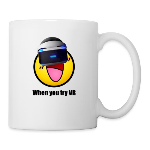 When You Try VR - Coffee/Tea Mug